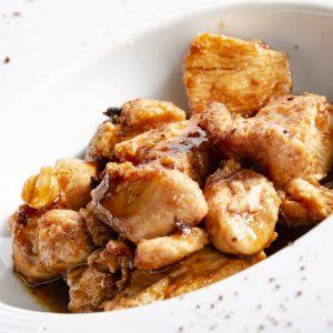 poulet au miel