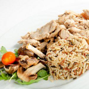 Chawarma poulet