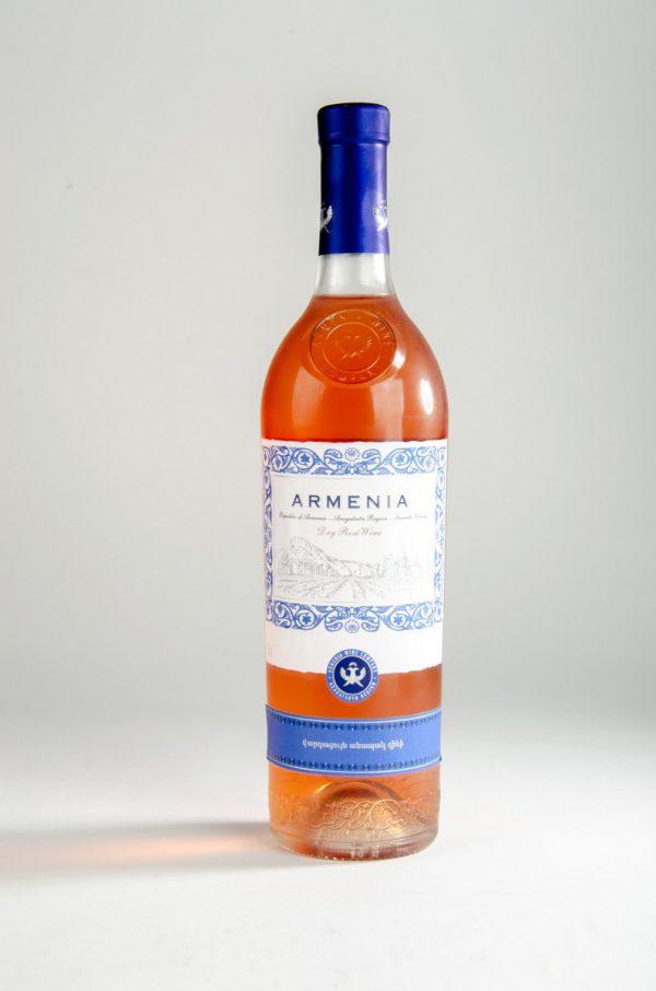 Vin Armenia rosé