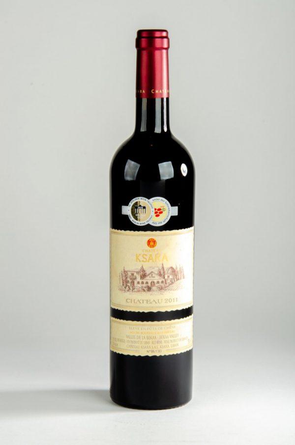 Vin Ksara Château Liban