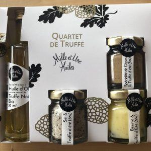 Quartet de truffes