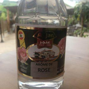Eau de rose libanaise